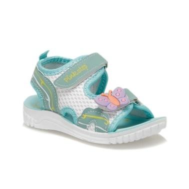 Pink Step Sandalet Turkuaz